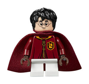 LEGO® Harry Potter Minifigure Quidditch Outfit Minifig From 75956
