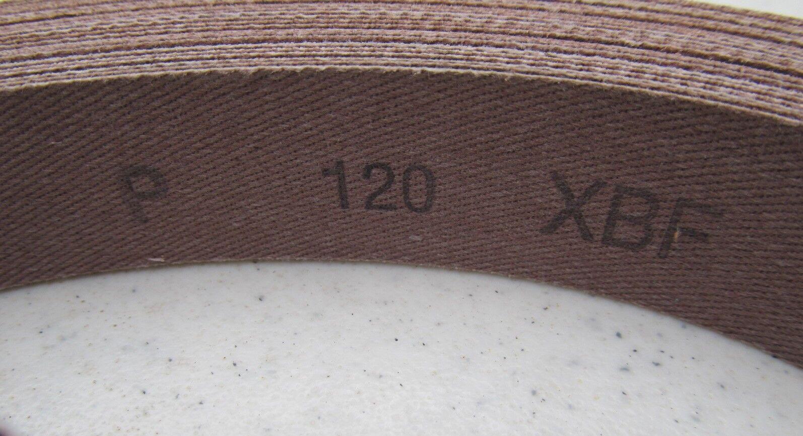 Diablo 1x30 in Zirconium Sander Sanding Belt 3 Pack Sandpaper Belts 50-120 Grit