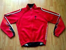 Specialized Windstopper, Windtex Winter Cycling Jacket/Jacke, Rot , Gr.: XL
