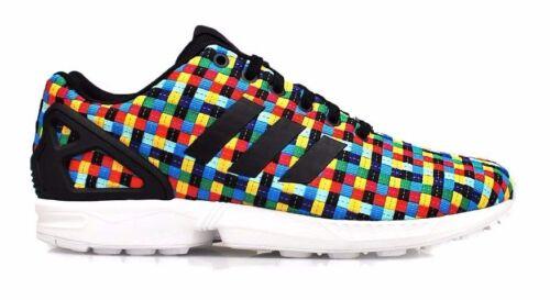 Trainers Multicolor Adidas Zx Flux Originals a4ngOP