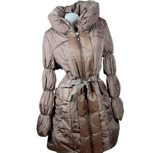 Mantel Parka Xl Winter Grau Damen 44 46 Xxl L Ballon Coat Jacke 48 Trench Anorak Ixv7v