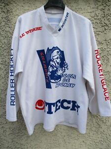 Maillot-ecole-de-hockey-CHAMONIX-Rooster-taille-S-M