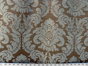 Drapery Upholstery Fabric Heavy Weight Jacquard Chenille