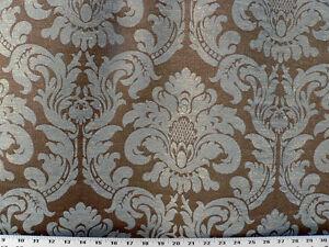 Drapery Upholstery Fabric Heavy Weight Jacquard Chenille Damask