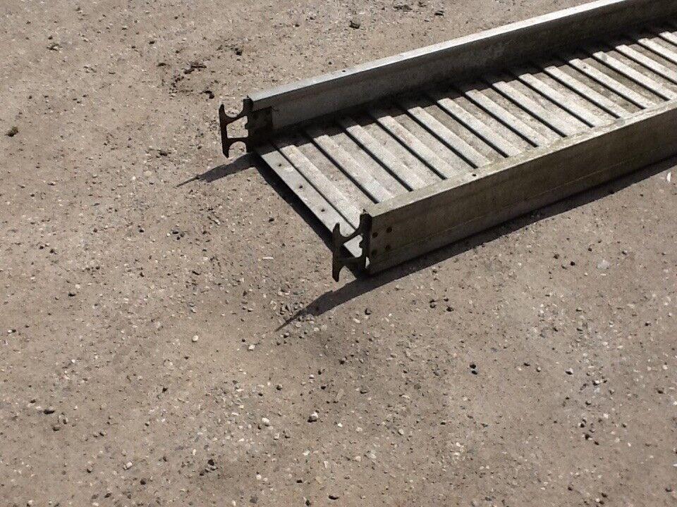 Rampe / Slidske L 730 cm - belastning 360 kg