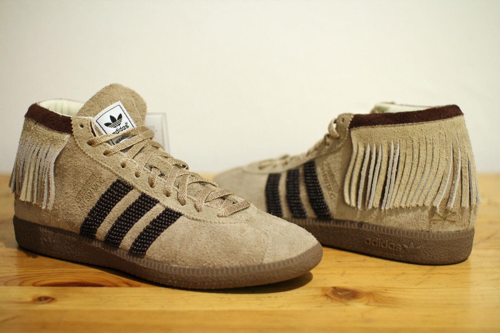 Adidas X Neighborhood BW Moc Braun Gr. 42,43,44,45 NEU & OVP