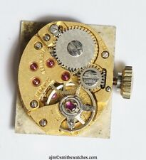 CARAVELLE BY BULOVA WATCH MOVEMENT WITH DIAL SPARES OR REPAIRS Zero 119