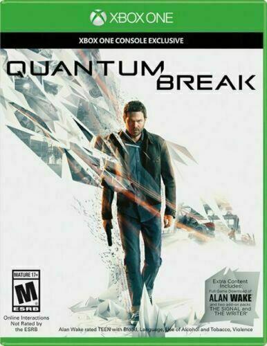 Quantum Break (Microsoft Xbox One, 2016) - BRAND NEW! Ships fast! 1