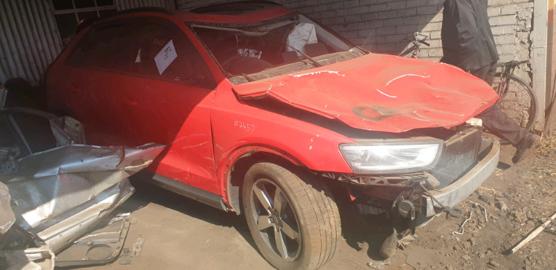 Audi Q3 stripping for spares (2015/TDI)