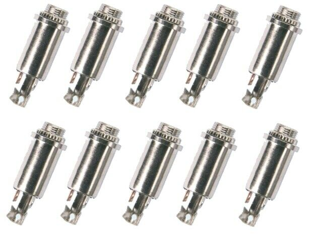 10x 3,5mm Jack Sockets Jack Stereo to install