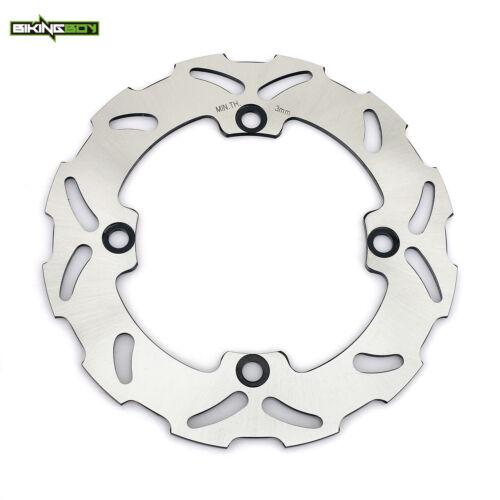 Rear Brake Disc Rotor For Honda CR125R CR250R CR500R 1989-2001 90 91 92 93 94 95
