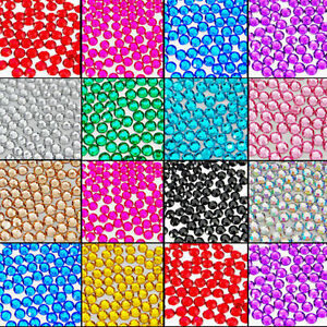 2000pcs-2-3-4-5MM-Faceted-Crystal-Rhinestone-Round-Flatback-Beads-Jewelry-DIY