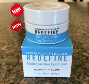New Rodan And Fields Redefine Multi Function Eye Cream 15ml