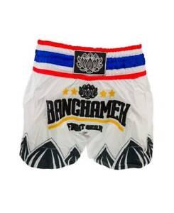 correction 2020 Muay Thai Short pant premium boxing Gym Fright Buakaw Banchamek