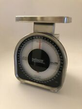 New Pelouze Mechanical Shipping Scale Model Y 50 50 Lb Capacity 2 Oz Increments
