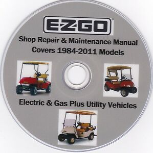 ez go golf carts 1984 2011 factory parts service shop rh ebay com EZ Go Golf Cart Tires EZ Go Golf Cart Accessories
