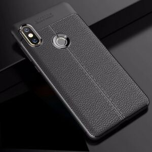 Luxury-Anti-Fingerprint-Scratch-TPU-Silicone-Mobile-Case-Cover-Leather-Feel
