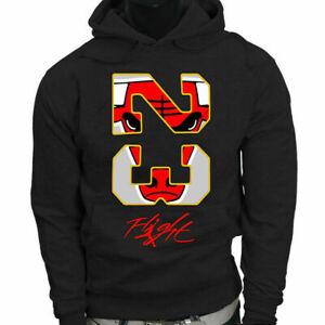 Chicago Bulls #23 Michael Jordan NBA Flight Air Jersey Shirt Hoodie brand New