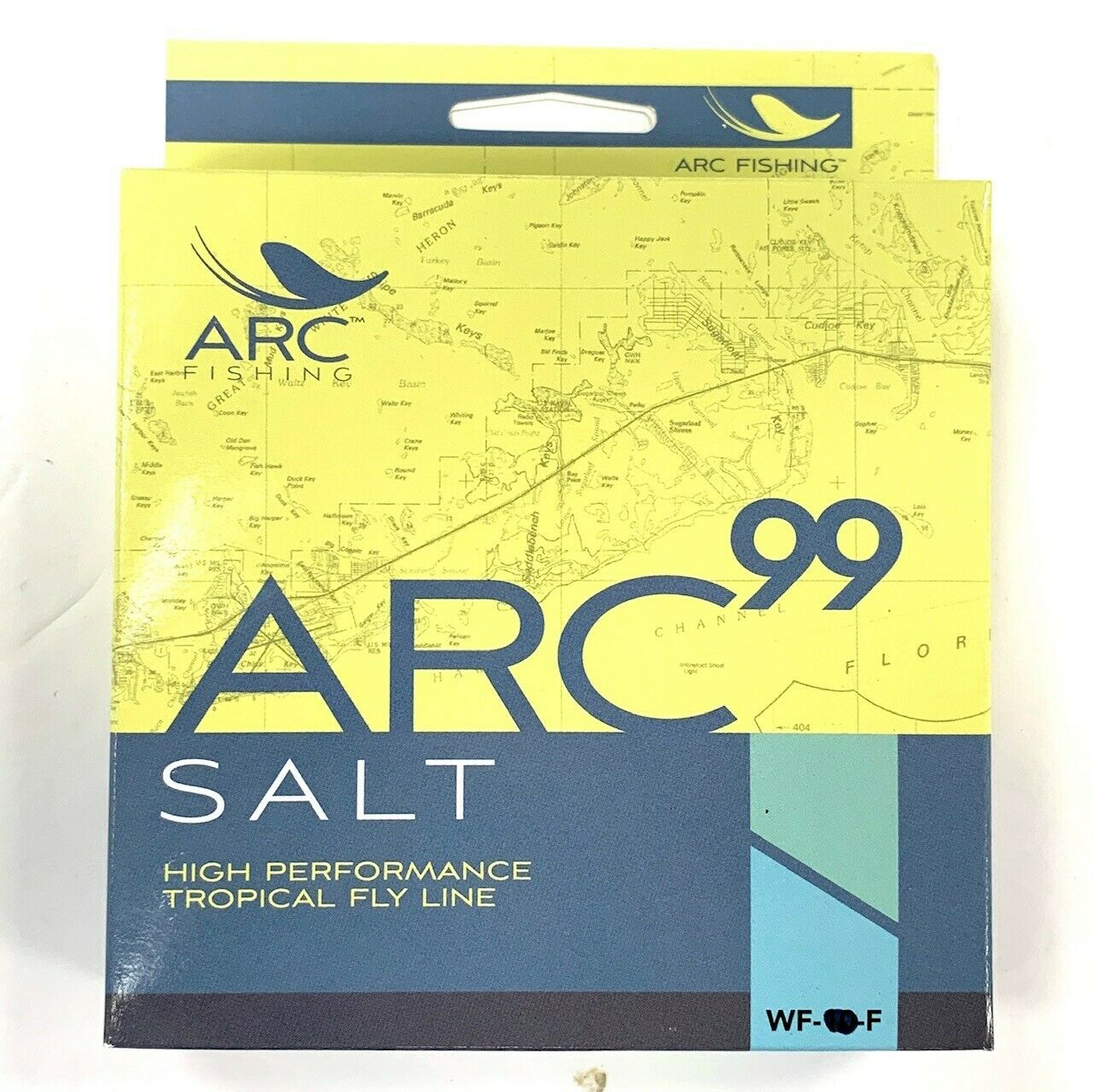ARC 99 Salt WF7-F  Floating Fly Fishing Line (New In Box)  incentive promotionals