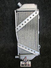 Yamaha YZF250 2014-2016 Used genuine oem left hand non filler radiator YZ2134