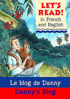 1 of 1 - Lets Read French - Danny's Blog: Le Blog De Danny (Let's Read), Good Condition B
