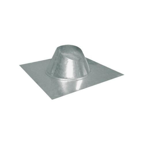 """Imperial 4/"""" Galv Roof Flashing"""