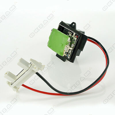 7701026351 *NEW* HEATER BLOWER RESISTOR MOTOR FAN FOR RENAULT KANGOO