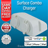 Dual Power socket and USB Charger Surface Mount 12 volt LED Power indiocator
