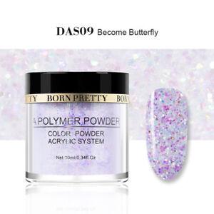 10ml-BORN-PRETTY-Purple-Glitter-Acrylic-Powder-Pigment-Nail-Art-Decoration-Tip