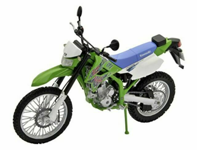TOMYTEC Kawasaki KLX250 Final Edition 1//12 Finished Product Bike Model Figure