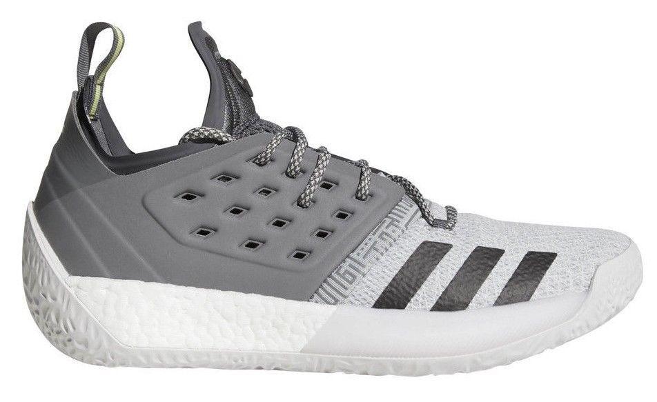 Price reduction New Men's ADIDAS James Harden Vol. 2 Basketball Sneaker - Grey Concrete