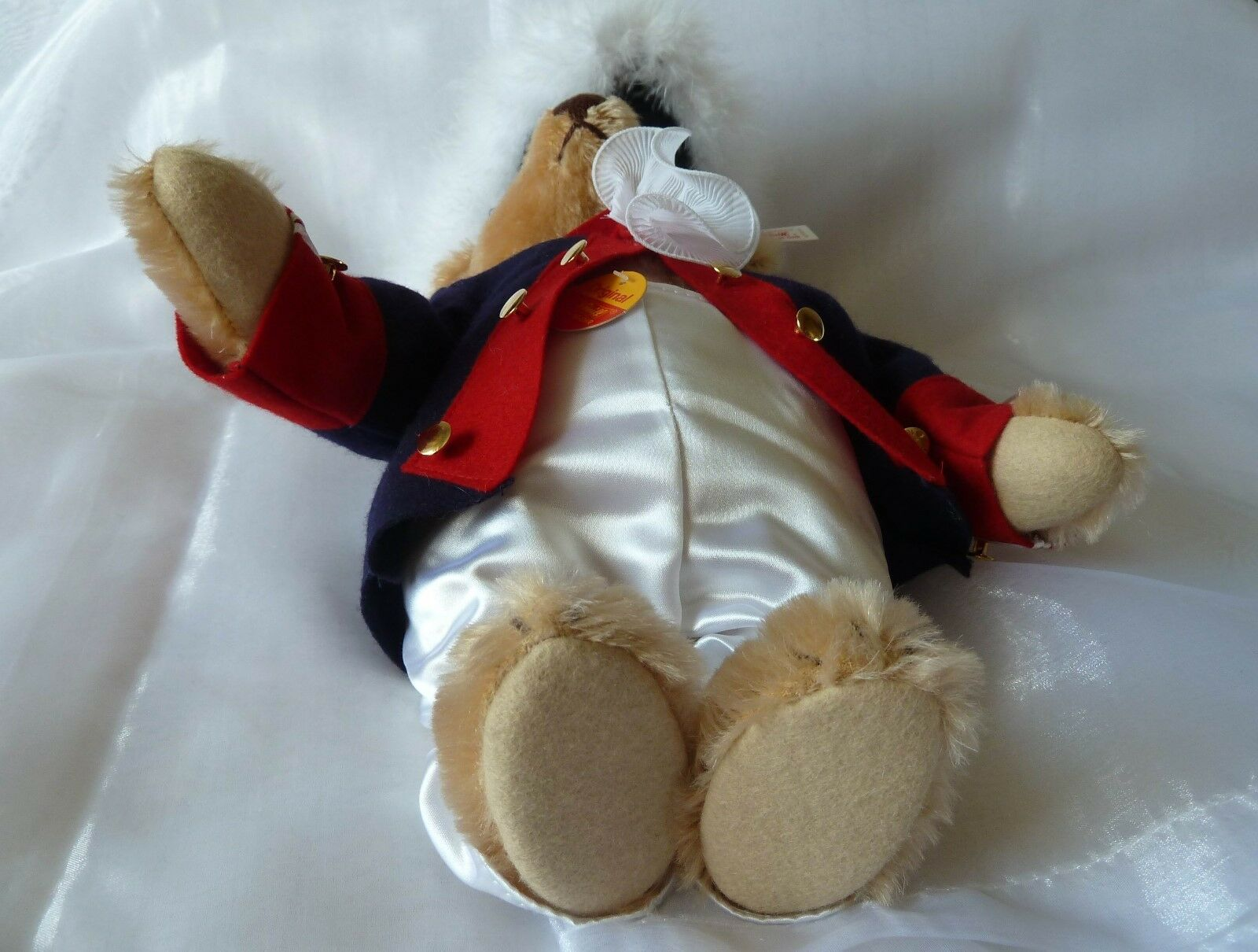 Steiff Teddybär Stadtsoldat Deutschlandbär Teddy Bär Soldat Soldat Soldat Dreispitz 670251 224 f60d12