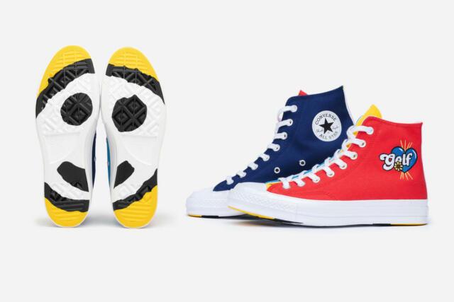 Converse X Golf Le Fleur Size 11