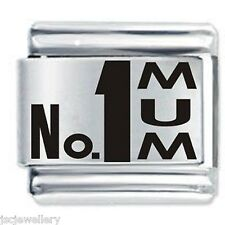DAISY CHARM by JSC Italian Charms - No.1 MUM Family (L)