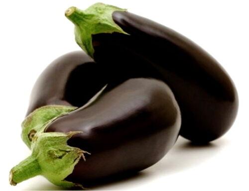 50 Melanzana BELLEZZA NERA semi ortaggio sementi verdura seeds aubergine orto