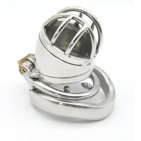 A271-1 Stainless Male Chastity Cage Device-1.75 Ring-usa Seller-fast Shipping