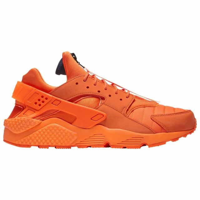 240523cc7a633 Nike Air Huarache Run QS Chicago Mens Aj5578-800 Orange Running ...