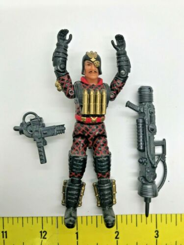 Major Bludd Python Patrol 2003 100/% Complet GI Joe Builder ARMY TROOPER Cobra un