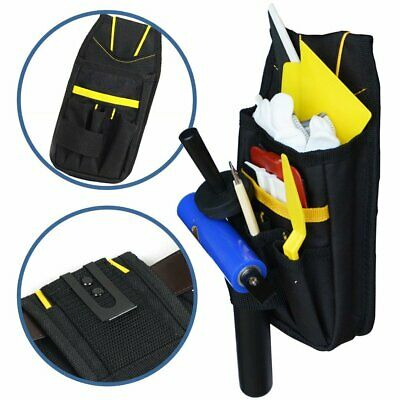 Bag Oxford Cloth Pouch Bag Waist Belt Vinyl Car Wrap Tool Set Utility Bags Ebay