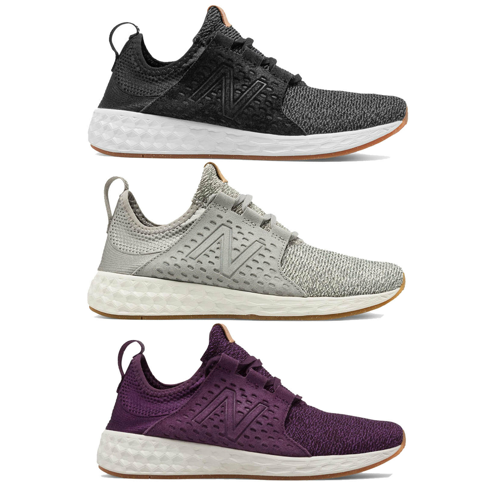 Foam Sneaker Da Scarpe Balance Nuovo New Fresh Running Cruz Donna XxqHBEnEFA