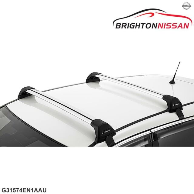 Nissan QASHQAI J11 Roof Racks Flush Style Genuine for sale ...