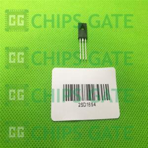 5PCS-2SD1694-Encapsulation-TO-126-NPN-SILICON-POWER-TRANSISTOR