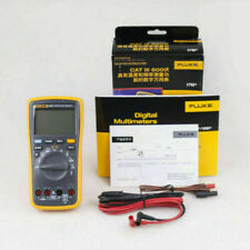 New Fluke 17b Digital Multimeter Meter Tester Dmm With Tl75 Test Leads F17b