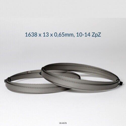 Encut  Hochleistungs-Bandsägeblatt 1638 x 13 x 0,65mm 10-14 ZpZ Bimetall M42