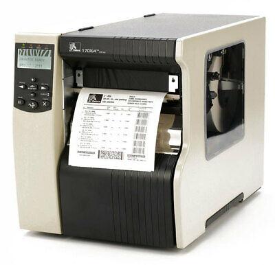 2019 Nieuwe Stijl Zebra 170xi4 172-801-00200 Thermal Printer Refurb With 90 Day Warranty Kan Herhaaldelijk Worden Omgedraaid.