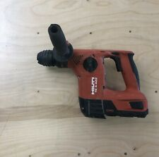 Hilti Rotary Hammer Te 4 A22 Compact Amp Cordless With Battery