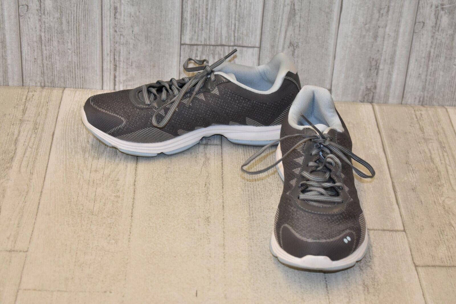Ryka Dominion Walking shoes - Women's Size 9.5W, Grey Light bluee