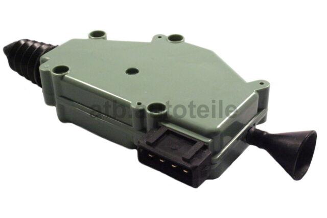 Stellmotor Zentralverriegelung ZV elektrisch für VW Transporter T4 701959781 NEU