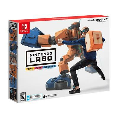 Labo Toy-Con 02 Robot Kit for Nintendo Switch