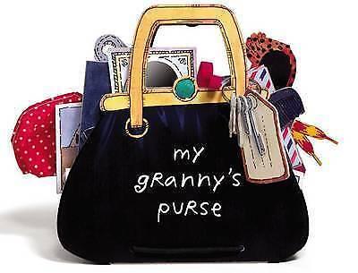 My Granny's Purse, Hanson, Paul E., Good, Board book